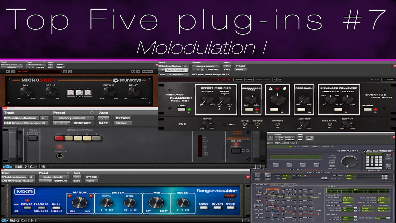 Top 5 Modulation Plugins