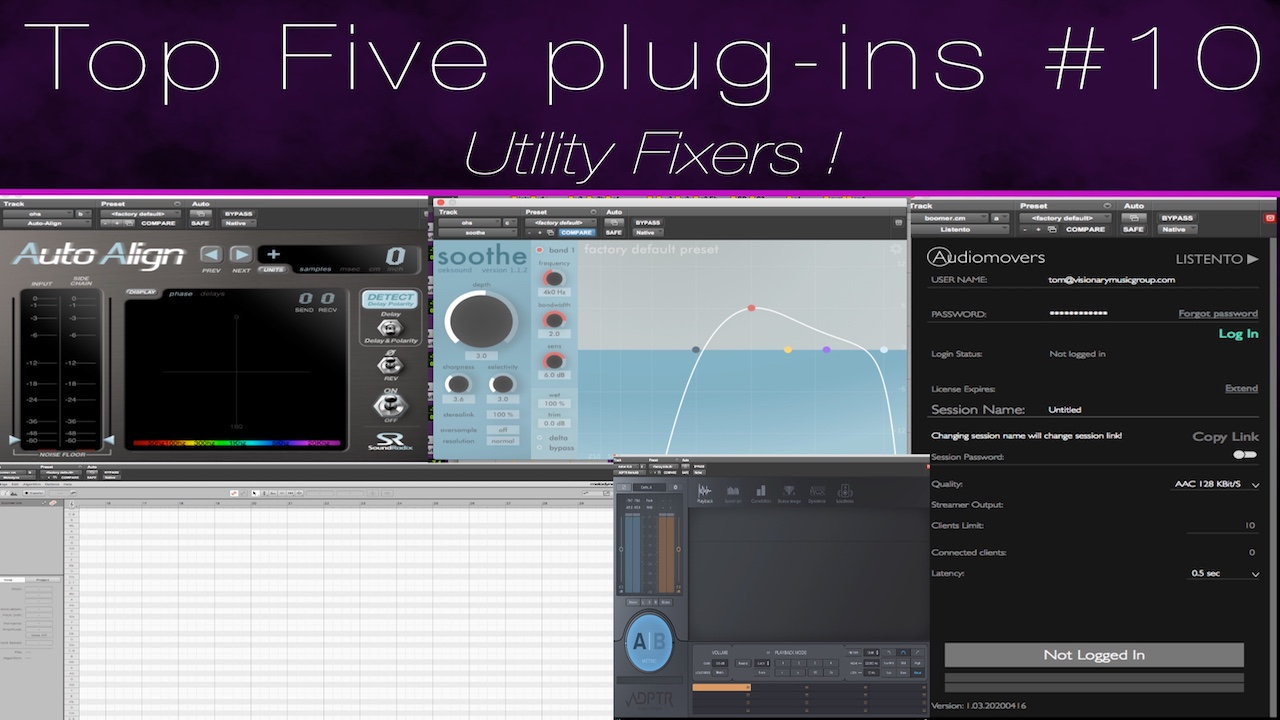 Top 5 Utility / Fixer Plugins
