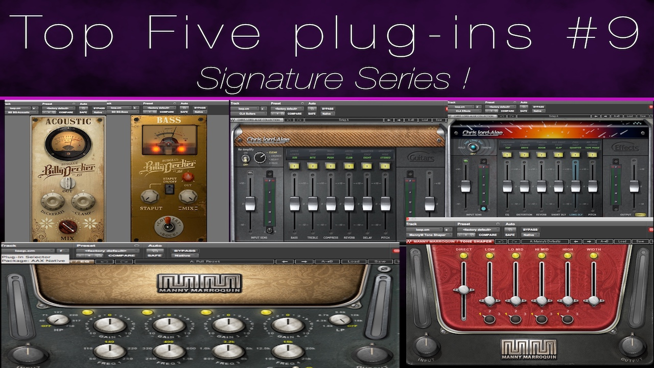 Top 5 Signature Plugins